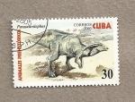 Stamps Cuba -  Animales prehistóricos