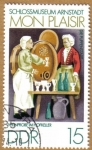 Stamps Germany -  Mon Plaisir