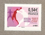 Stamps France -  Campeonato mundial balonmano