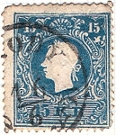 Stamps Europe - Poland -  1859 Tipo II 15k Brody