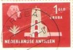 Stamps America - Netherlands Antilles -  ARUBA