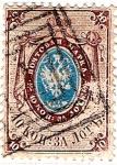 Stamps Europe - Russia -  1859 10k Warschow