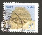 Stamps : Africa : Egypt :  pirámide