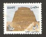 sellos de Africa - Egipto -  pirámide