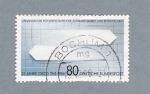 Stamps Germany -  25 Jahre Oecd