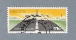 Stamps Europe - Malta -  Despegues de aviones