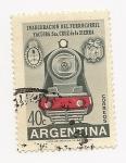 Stamps Argentina -  Inauguración del Ferrocarril Yacuiba- Santa Cruz de la Sierra