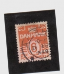 Stamps Europe - Denmark -  correo postal