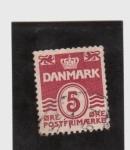 Sellos del Mundo : Europa : Dinamarca : Correo postal