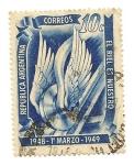 Stamps Argentina -  El Riel es nuestro