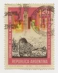 Stamps Argentina -  Centenario de Villa María ( Córdoba)