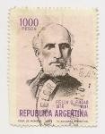 Sellos de America - Argentina -  Felix G. Frias