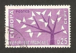 Stamps France -  1358 - Europa Cept