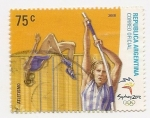 Stamps Argentina -  Atletismo