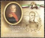 Sellos del Mundo : America : México : Bicentenario del la Independecia de Mexico