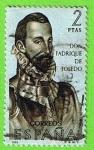 Sellos de Europa - España -  Fadrique d´ Toledo