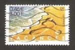 Sellos de Europa - Francia -  buenas vacaciones