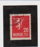 Stamps Europe - Norway -  correo postal