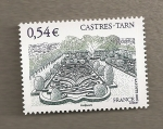 Stamps France -  Castres, Tarn