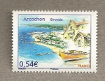 Stamps France -  Archao, Gironde