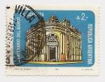 Stamps Argentina -  Centenario del Banco de Mendoza