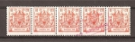 Stamps Spain -  Fiscales.