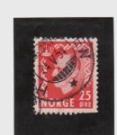Stamps Europe - Norway -  haakon  VII