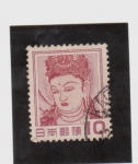 Stamps Asia - Japan -  Buda