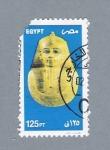 Sellos de Africa - Egipto -  Esfinge