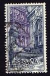 Stamps Spain -  Monasterio del Escorial