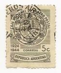 Sellos de America - Argentina -  Caja Nacional de Ahorro Postal