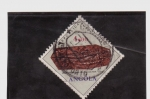 Stamps Africa - Angola -  Fosil