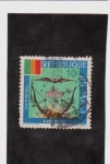 Stamps of the world : Mali :  Escudo de armas