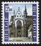 Sellos de Europa - Bélgica -  BELGICA - Campanarios de Bélgica y Francia