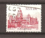 Stamps South Africa -  Vistas.