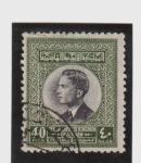 Stamps Asia - Jordan -  rey hussein