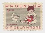Stamps Argentina -  Día de la Madre