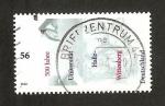 Stamps Germany -  500 anivº de la universidad de halle-wittenberg