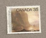 Stamps Canada -  Real Academia de Bellas Artes