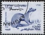 Stamps Asia - Afghanistan -  Martes martes