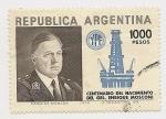 Stamps : America : Argentina :  Centenario del Nacimiento del Gral. Enrique Mosconi