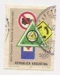 Stamps Argentina -  Dirección Nacional de Vialidad
