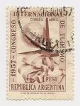 Stamps Argentina -  Congreso Internacional de Turismo