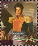 Stamps Mexico -  Bicentenario de la Independecia de Mexico