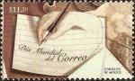Stamps : America : Mexico :  Dia Mundial del Cartero