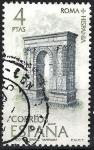 Sellos de Europa - España -  2187 Roma-Hispania. Arco de Bará.(2).