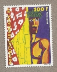 Stamps Polynesia -  Nativo
