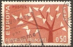 Sellos del Mundo : Europa : Francia :  1359 - Europa Cept