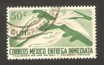 Sellos del Mundo : America : México : Correos entrega inmediata