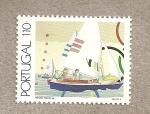 Stamps Portugal -  Vela